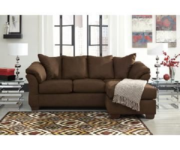 Ashley's Darcy Sectional Sofa