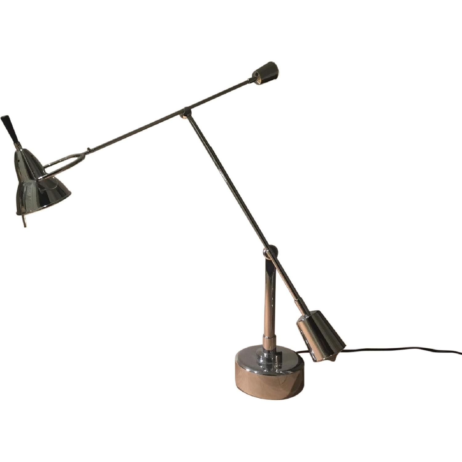 Counterpoise Swing Arm Table Lamp - image-0