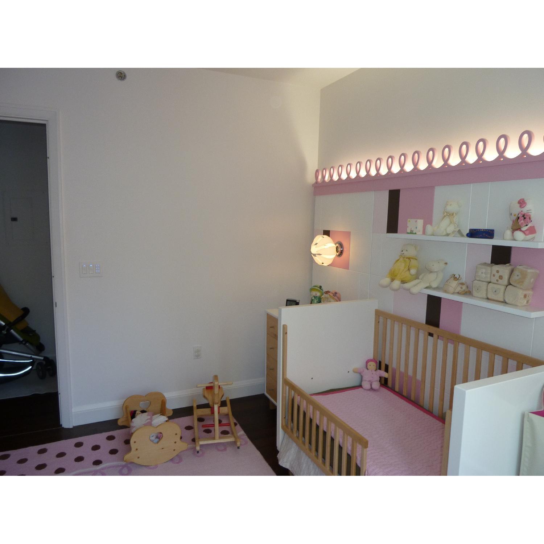 Room & Board Moda Crib & Toddler Bed Conversion Rail - image-3