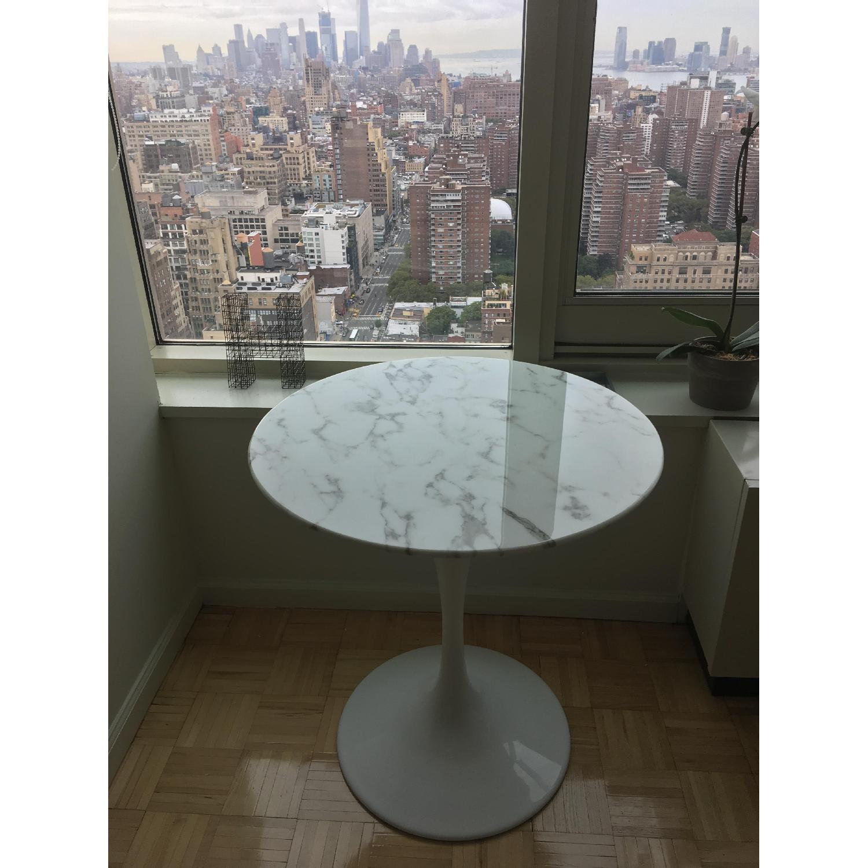 Eero Saarinen Style Tulip Dining Table - image-4