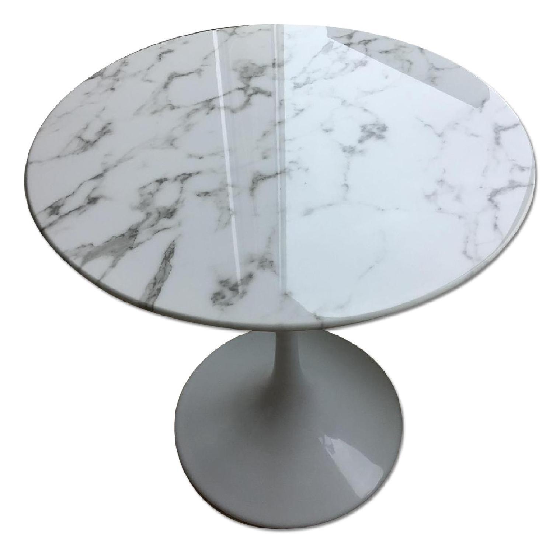 Eero Saarinen Style Tulip Dining Table - image-0