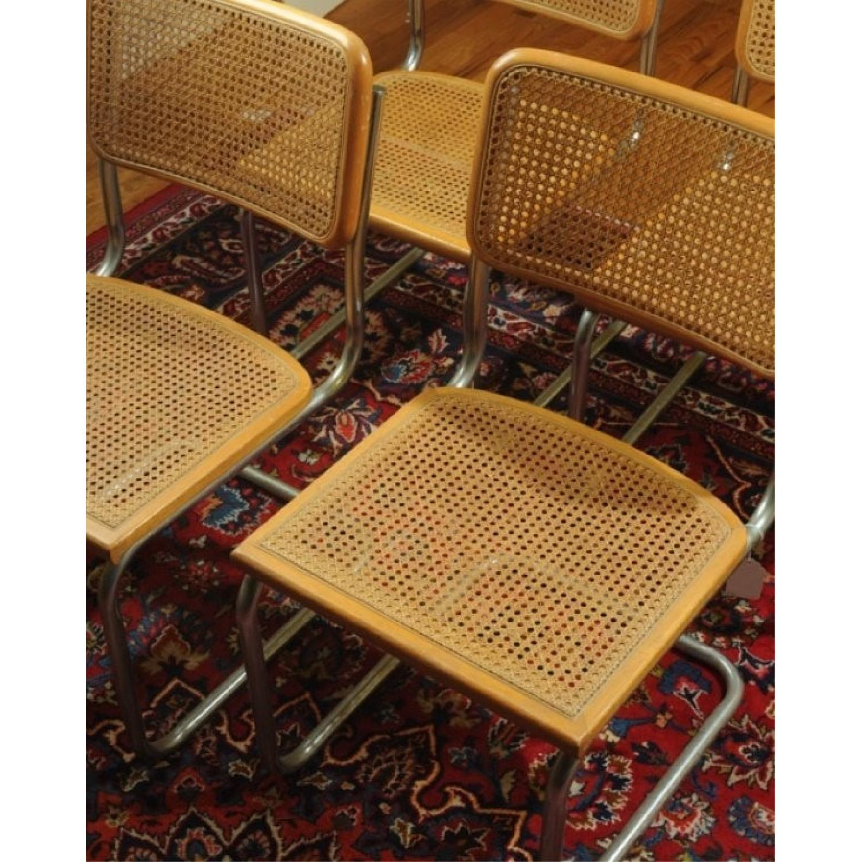 Knoll Vintage Marcel Breuer Cesca Chairs - image-1