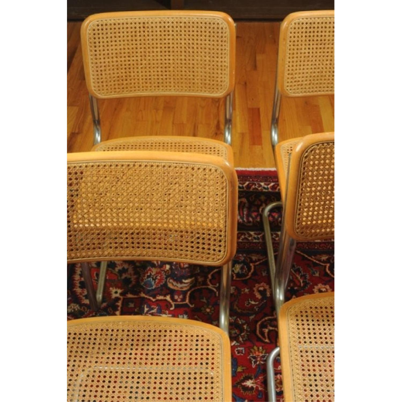 Knoll Vintage Marcel Breuer Cesca Chairs - image-2