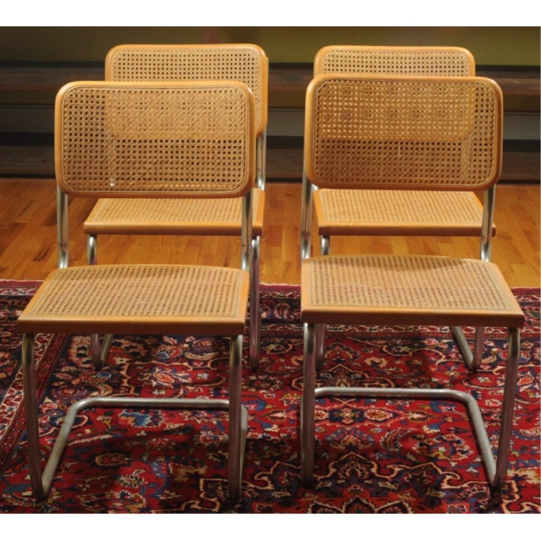 Knoll Vintage Marcel Breuer Cesca Chairs - image-3