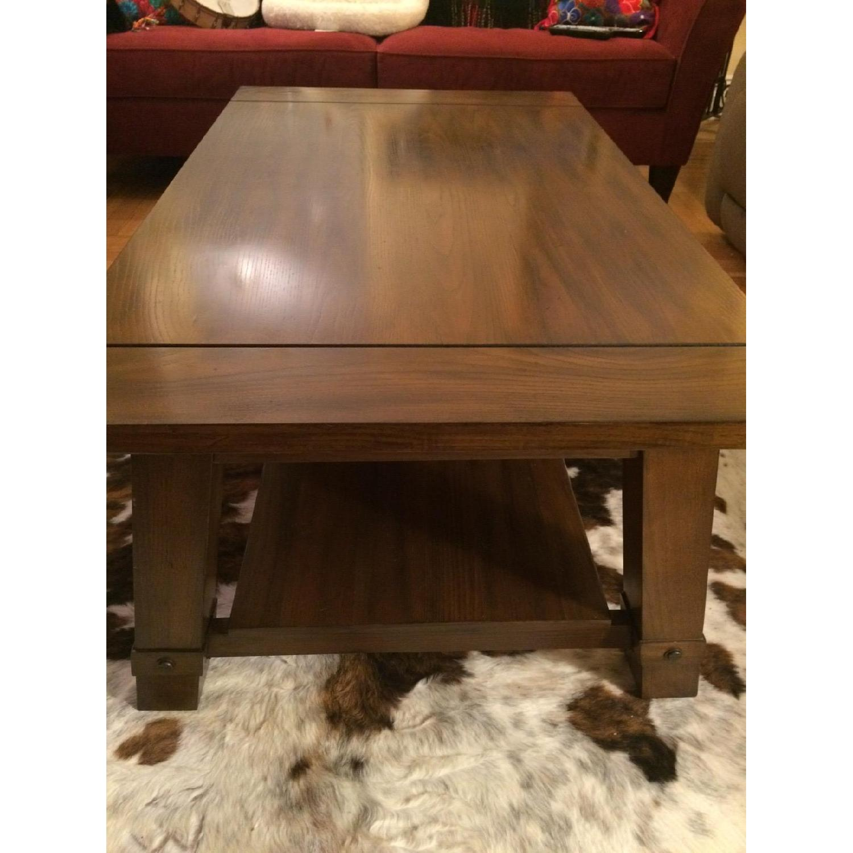 Raymour & Flanigan Windridge Coffee Table - image-2
