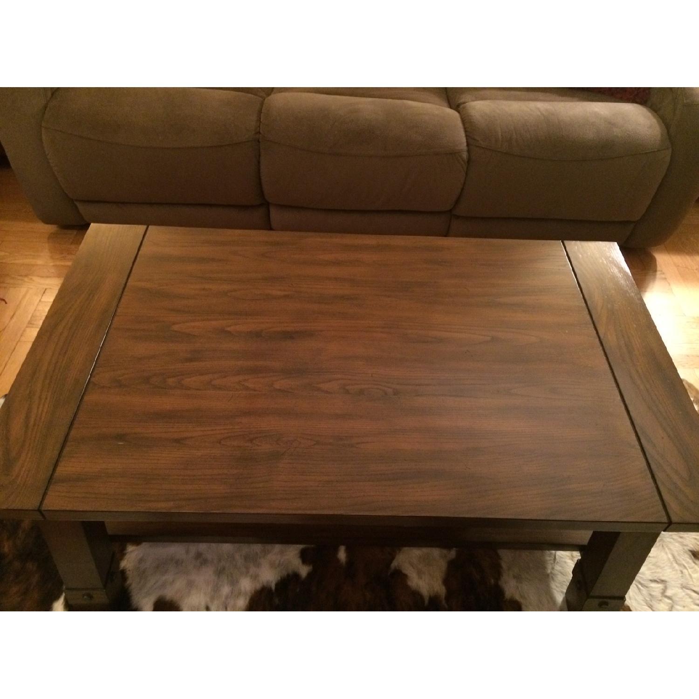 Raymour & Flanigan Windridge Coffee Table - image-3