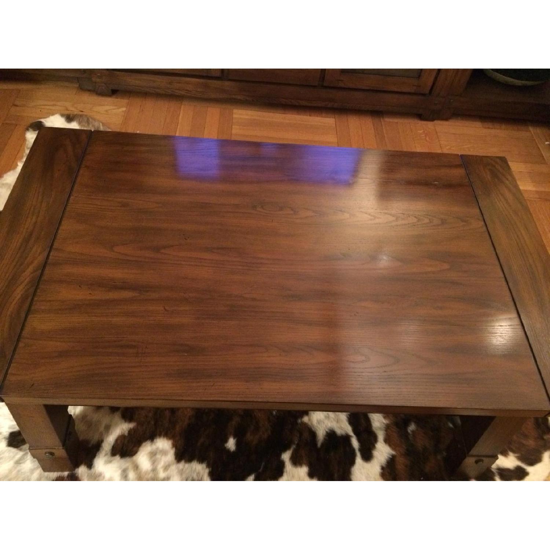 Raymour & Flanigan Windridge Coffee Table - image-4