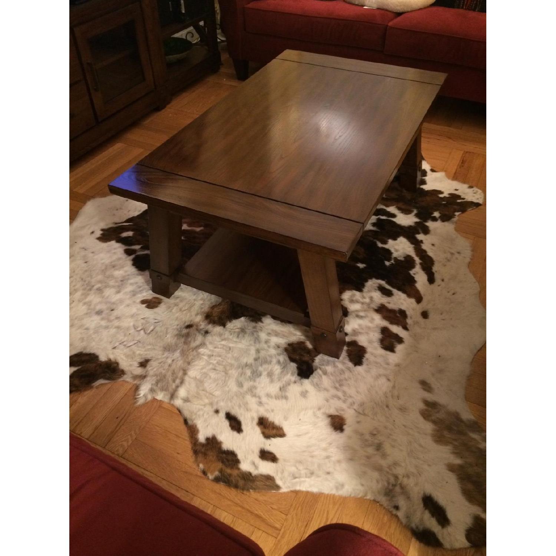 Raymour & Flanigan Windridge Coffee Table - image-7