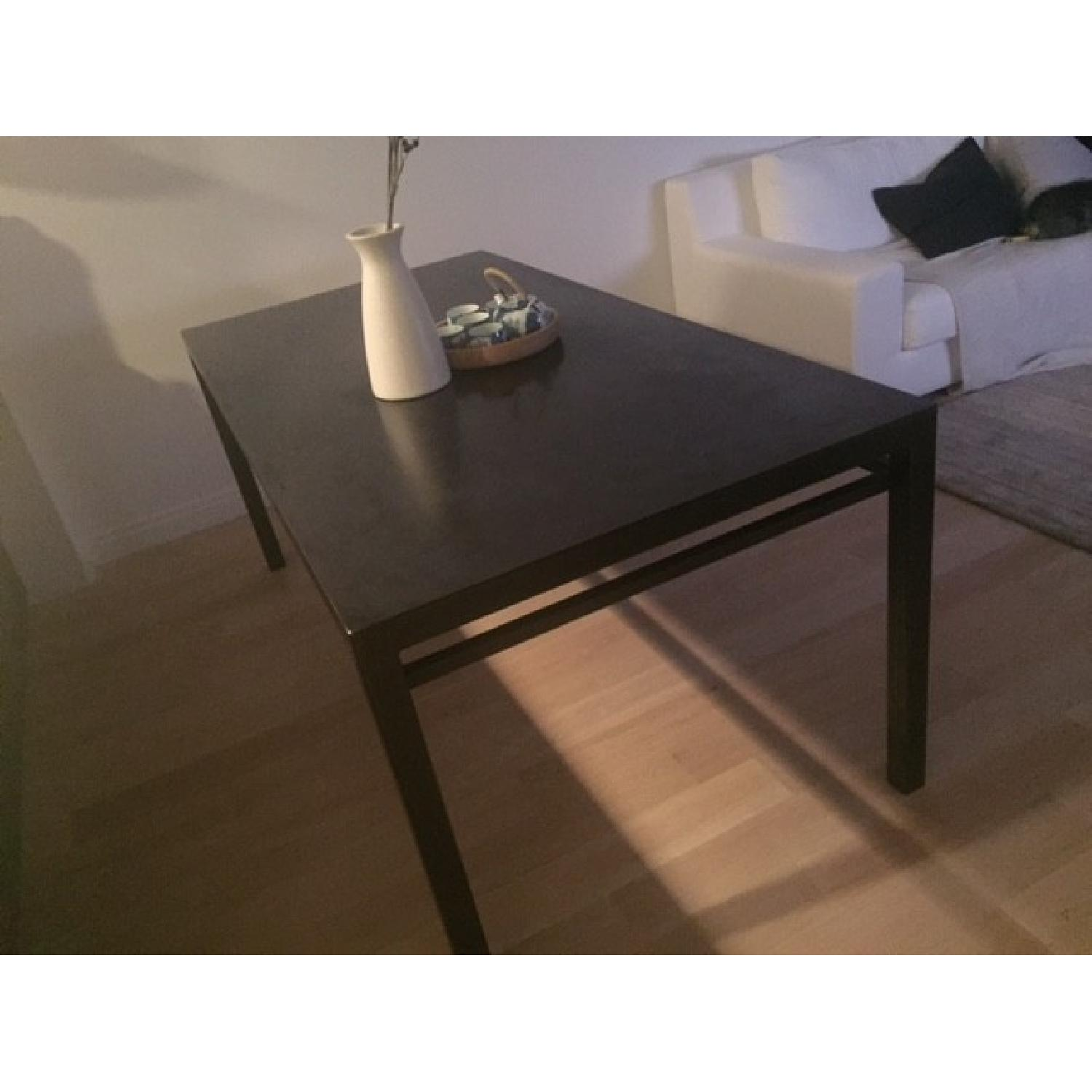 Canvas Home Metal Dining Table - image-1