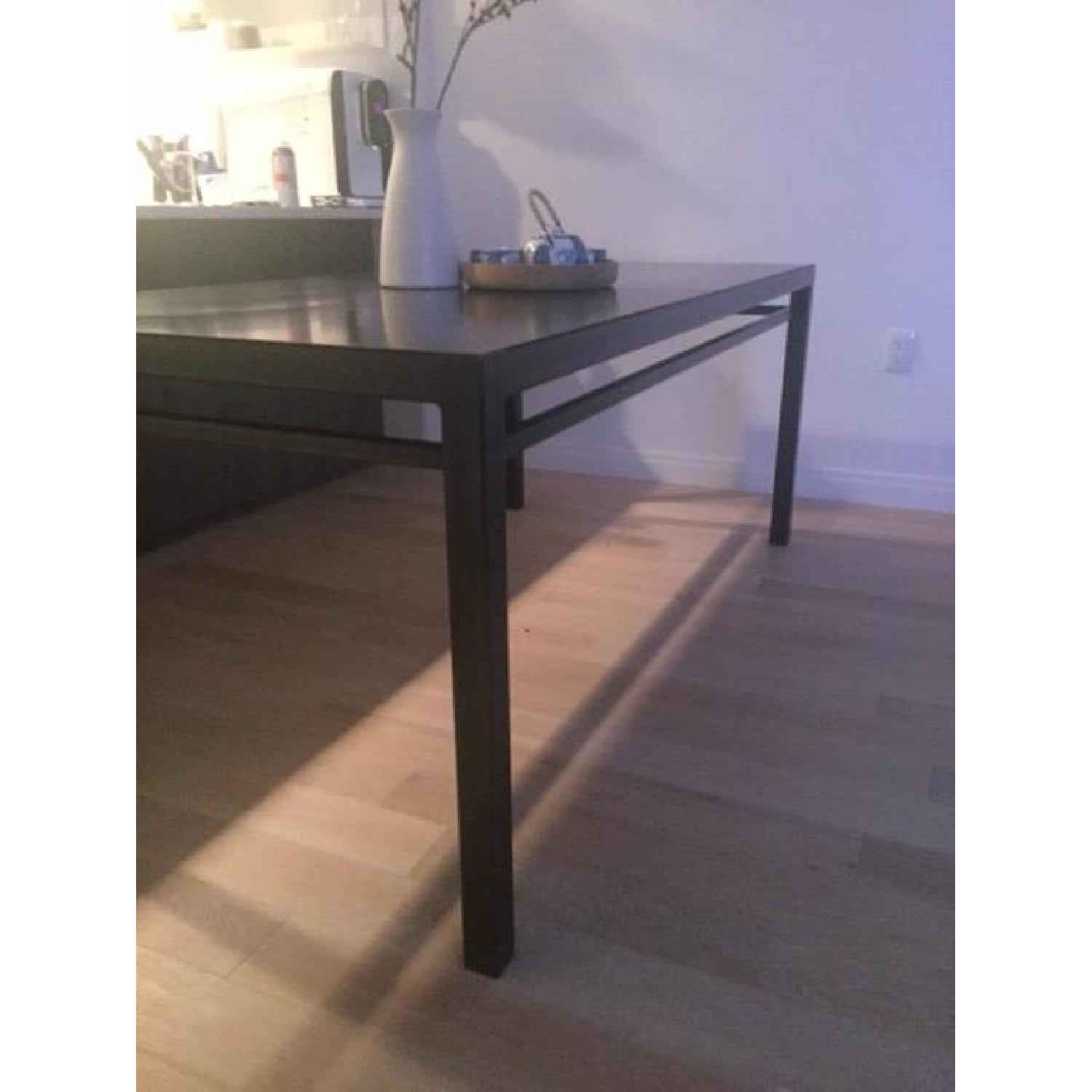 Canvas Home Metal Dining Table - image-2