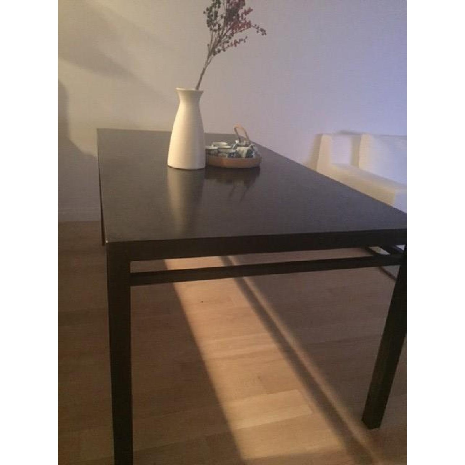 Canvas Home Metal Dining Table - image-3