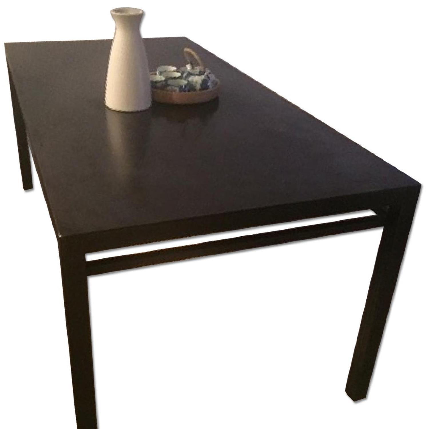 Canvas Home Metal Dining Table - image-0