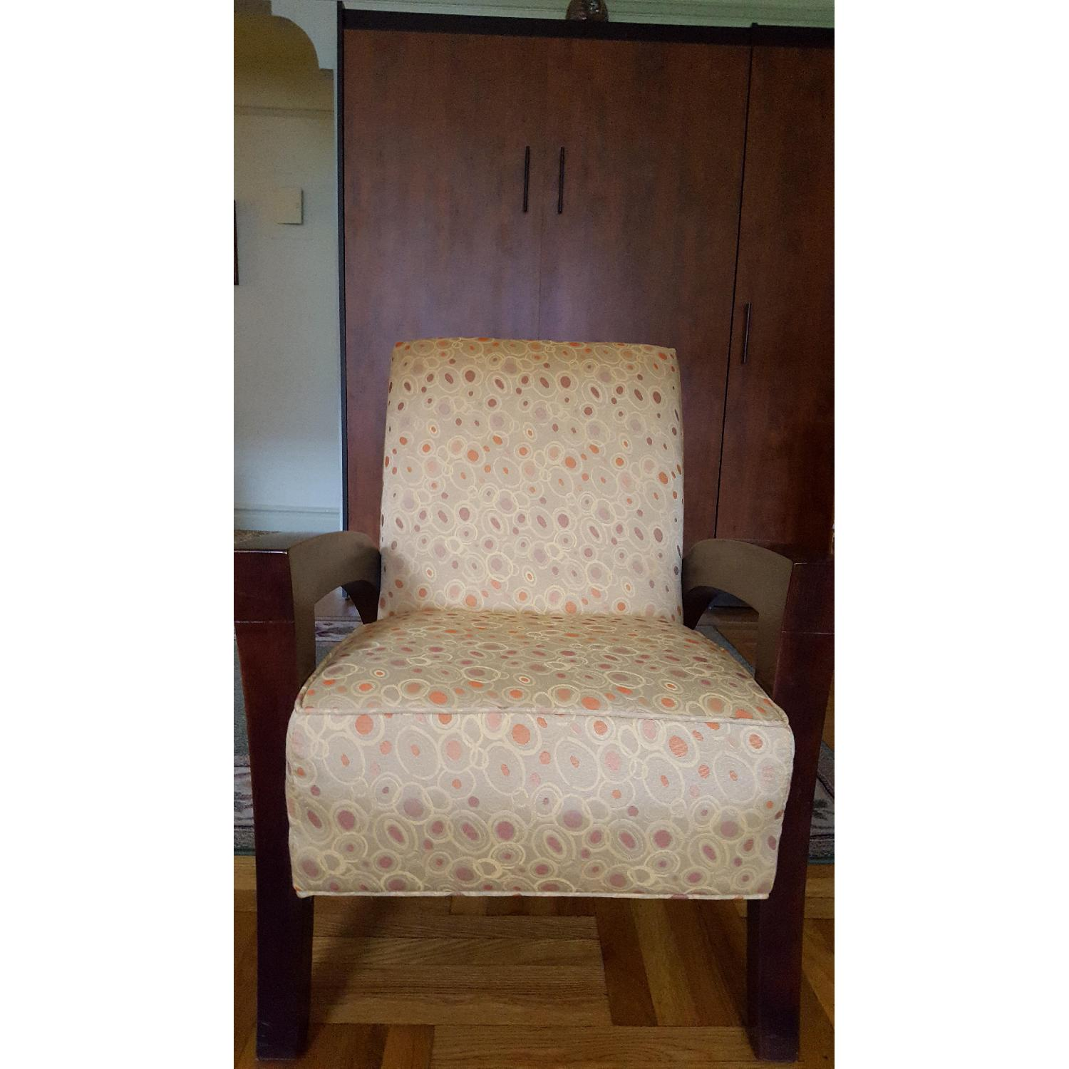 Macy's Sam Moore Accent Chairs - image-1