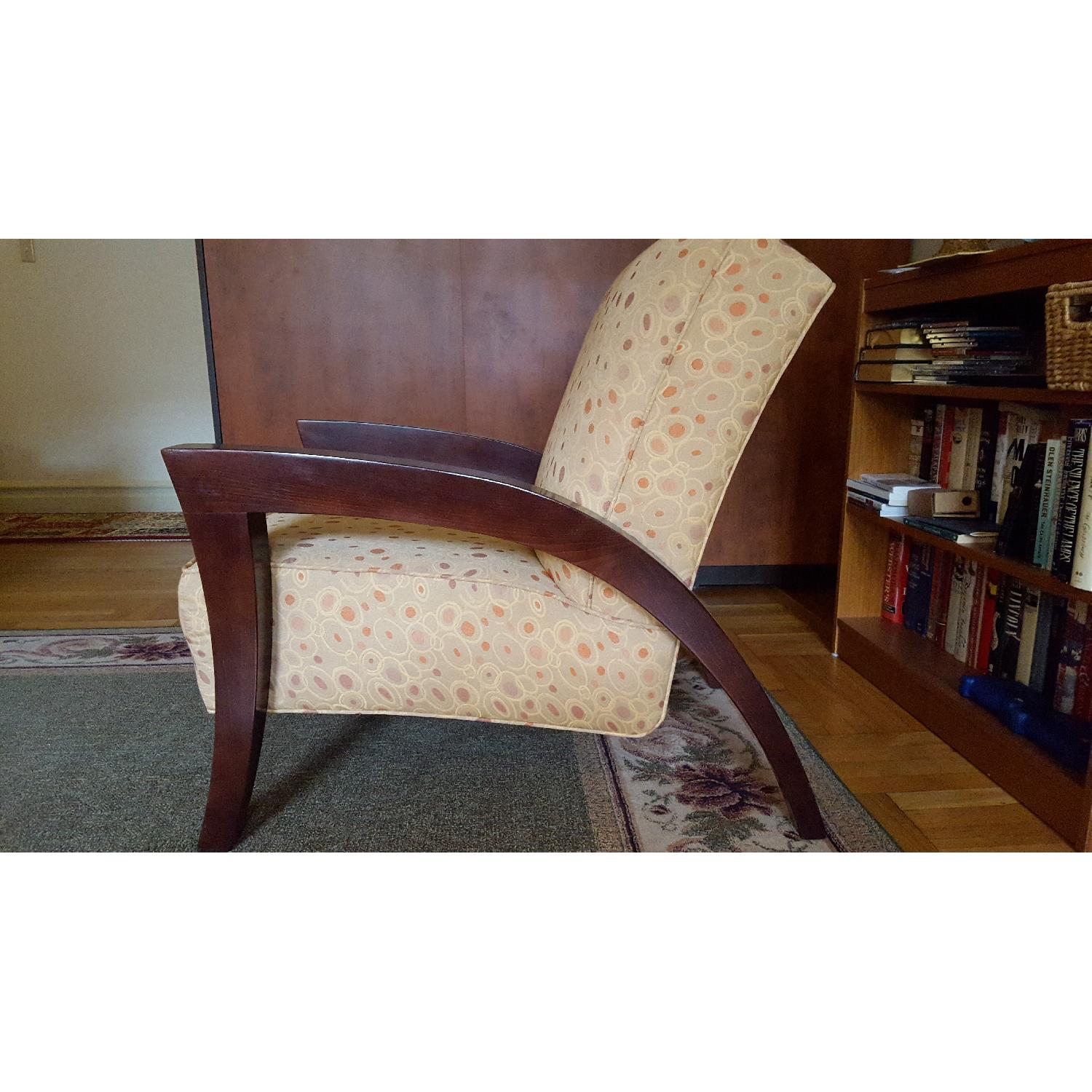 Macy's Sam Moore Accent Chairs - image-3
