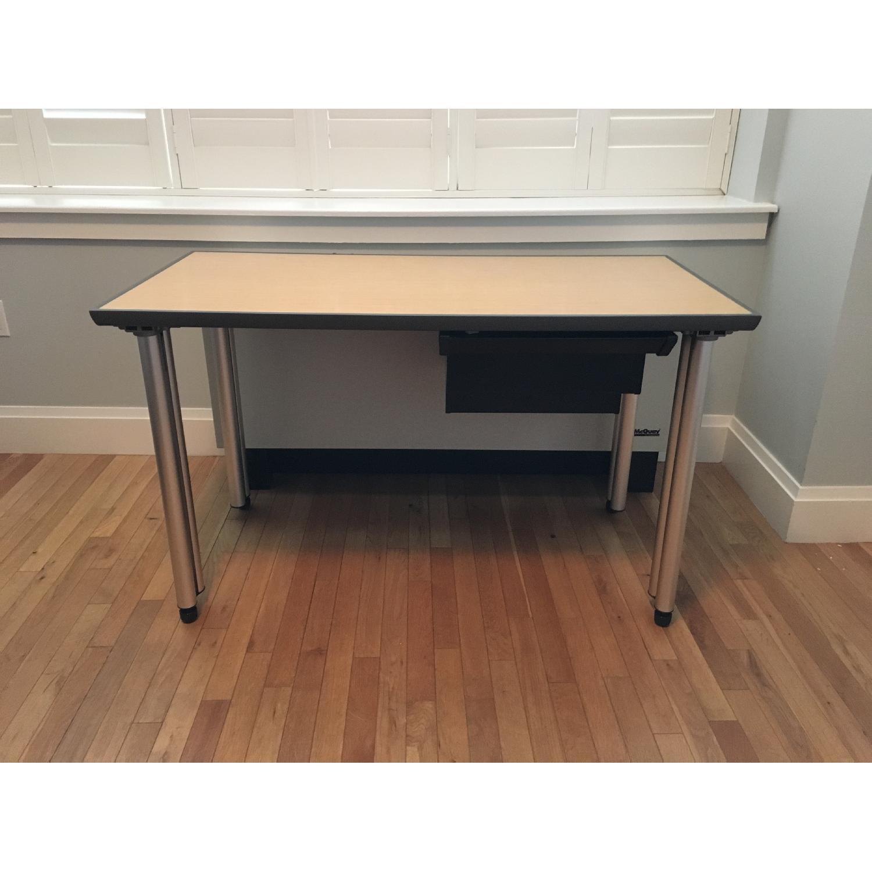 Knoll Propeller Desk & Soho Chair - image-1