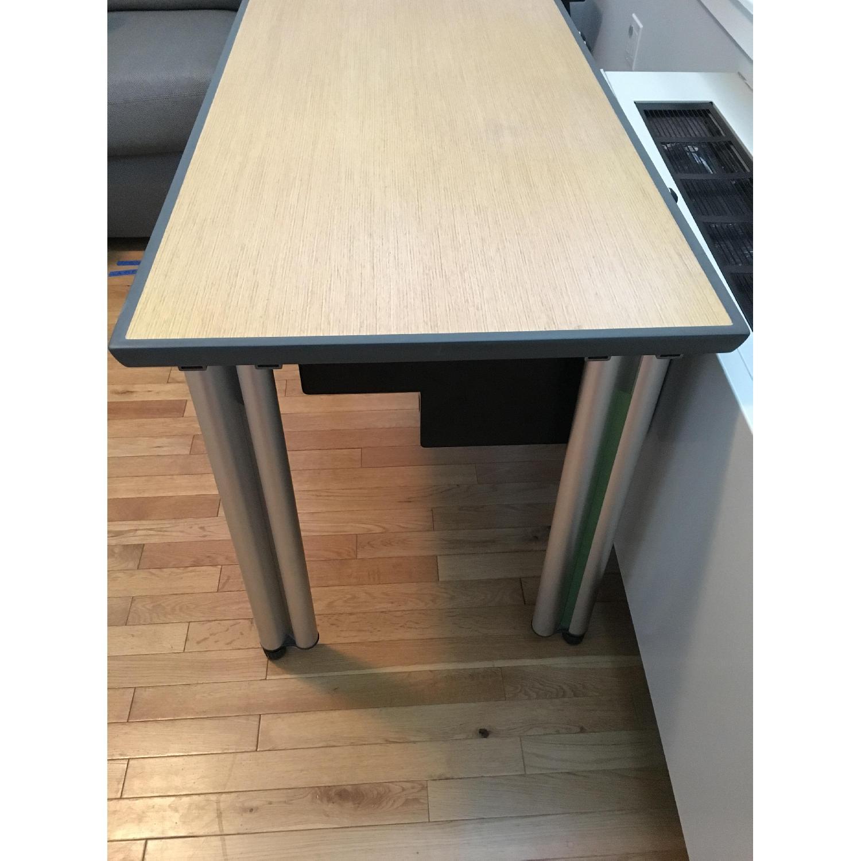 Knoll Propeller Desk & Soho Chair - image-2