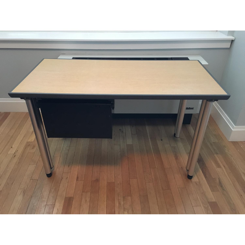 Knoll Propeller Desk & Soho Chair - image-4