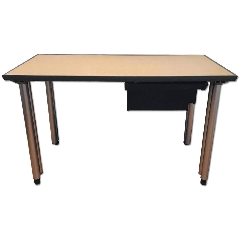 Knoll Propeller Desk & Soho Chair - image-0