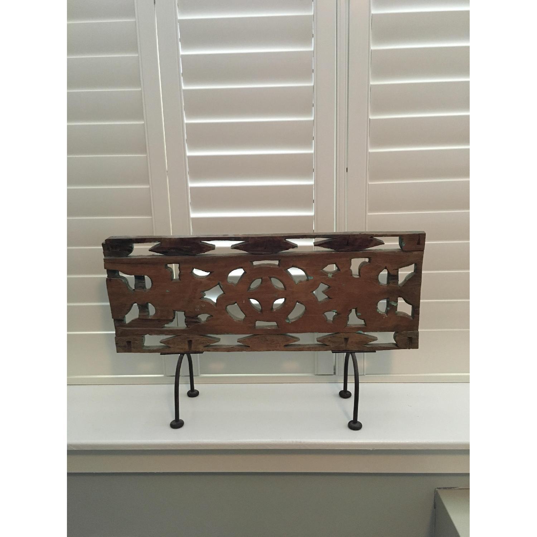 Idea decorative asian wood