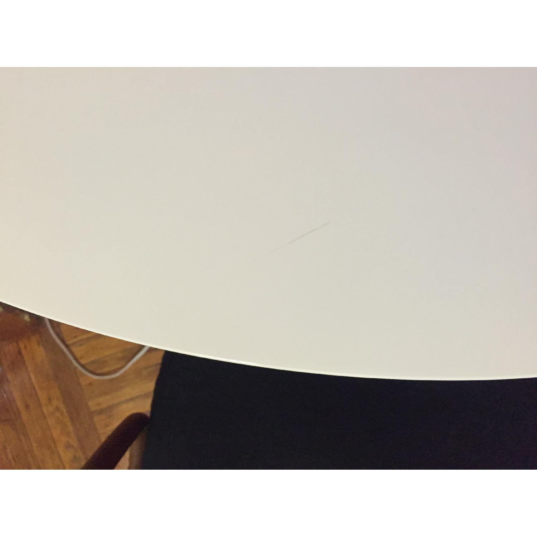 Ikea Trendig Oak & Laminate Round Table - image-5