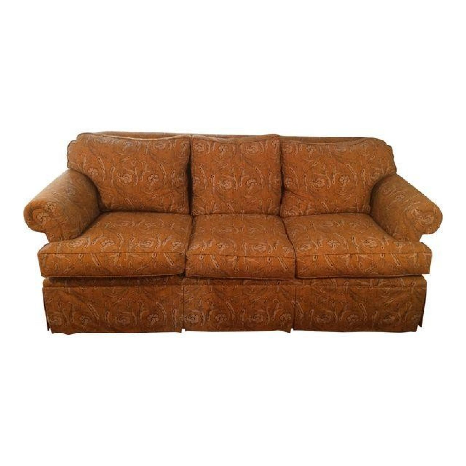 Donghia Down Cushioned Sofa - image-0