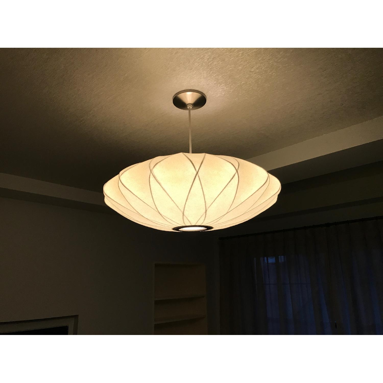 Design Within Reach Nelson Saucer Medium Pendant Lamp - image-1