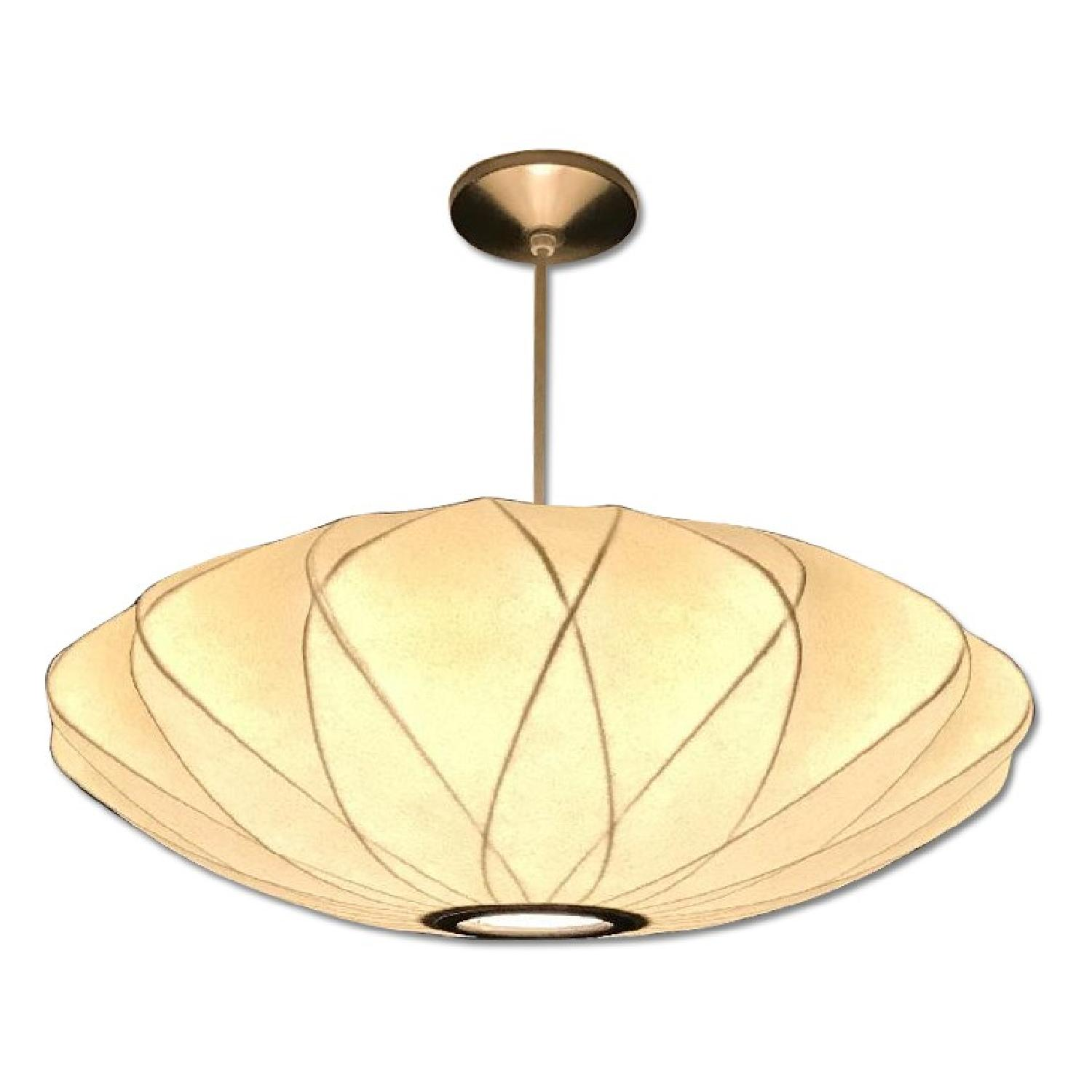 Design Within Reach Nelson Saucer Medium Pendant Lamp - image-0