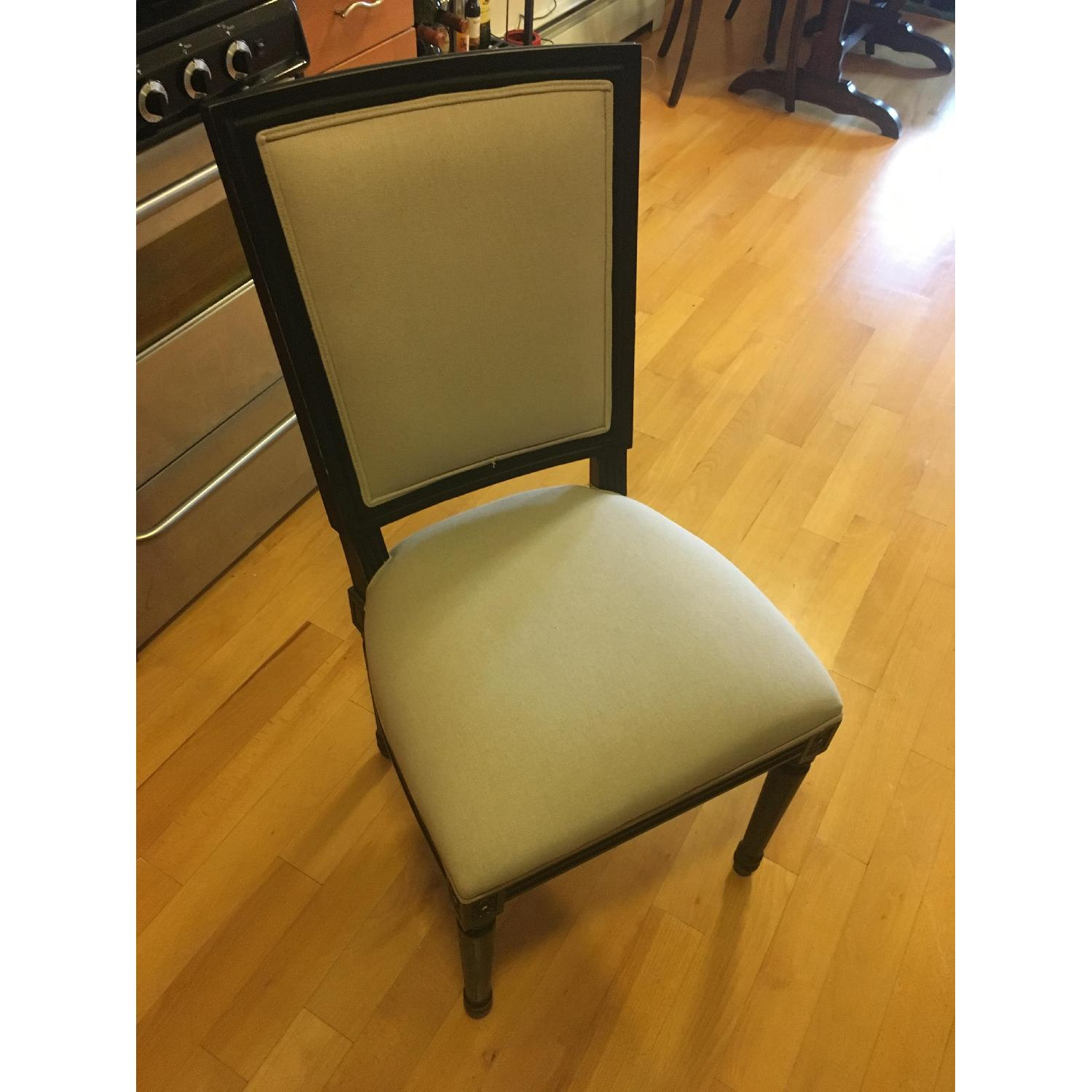 Safavieh Dining Chairs in Black & Gray - image-1