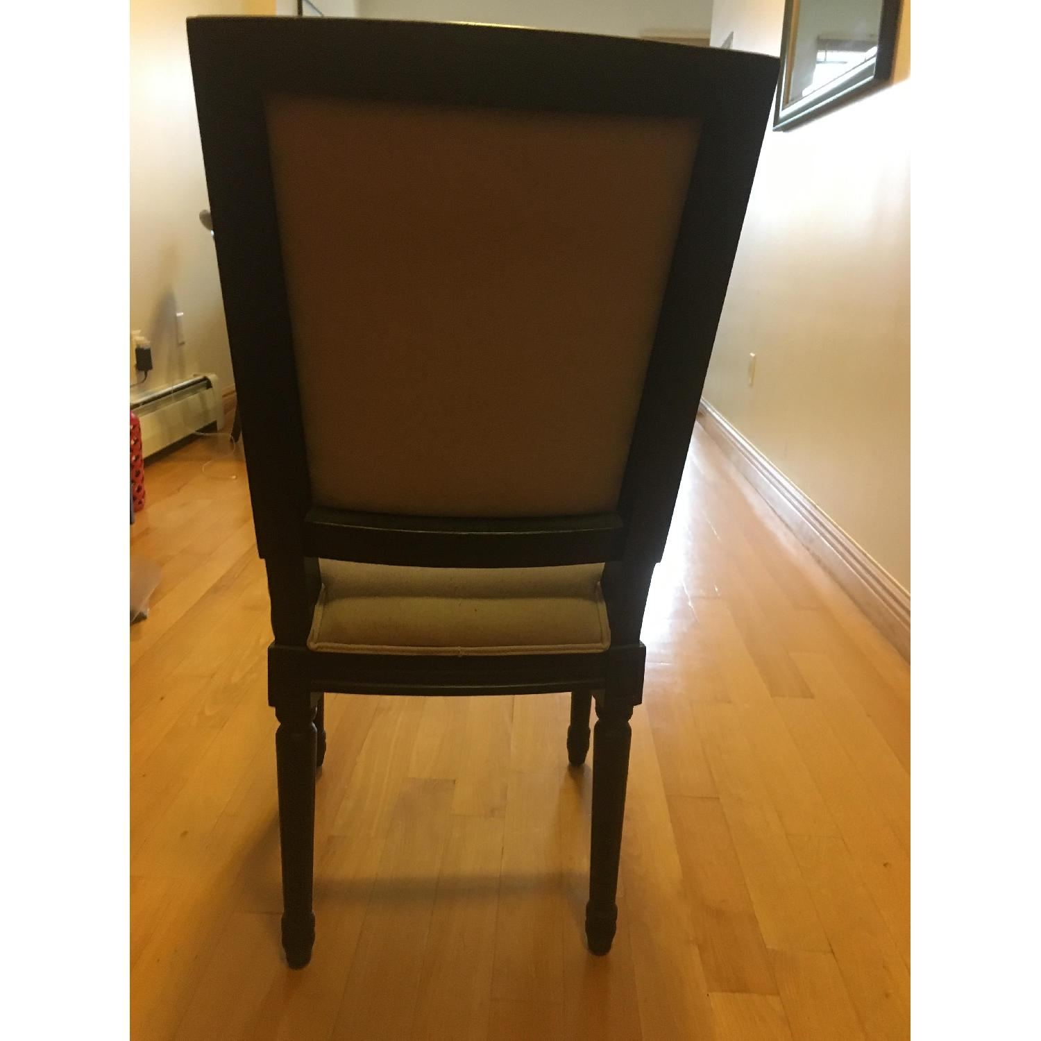 Safavieh Dining Chairs in Black & Gray - image-3