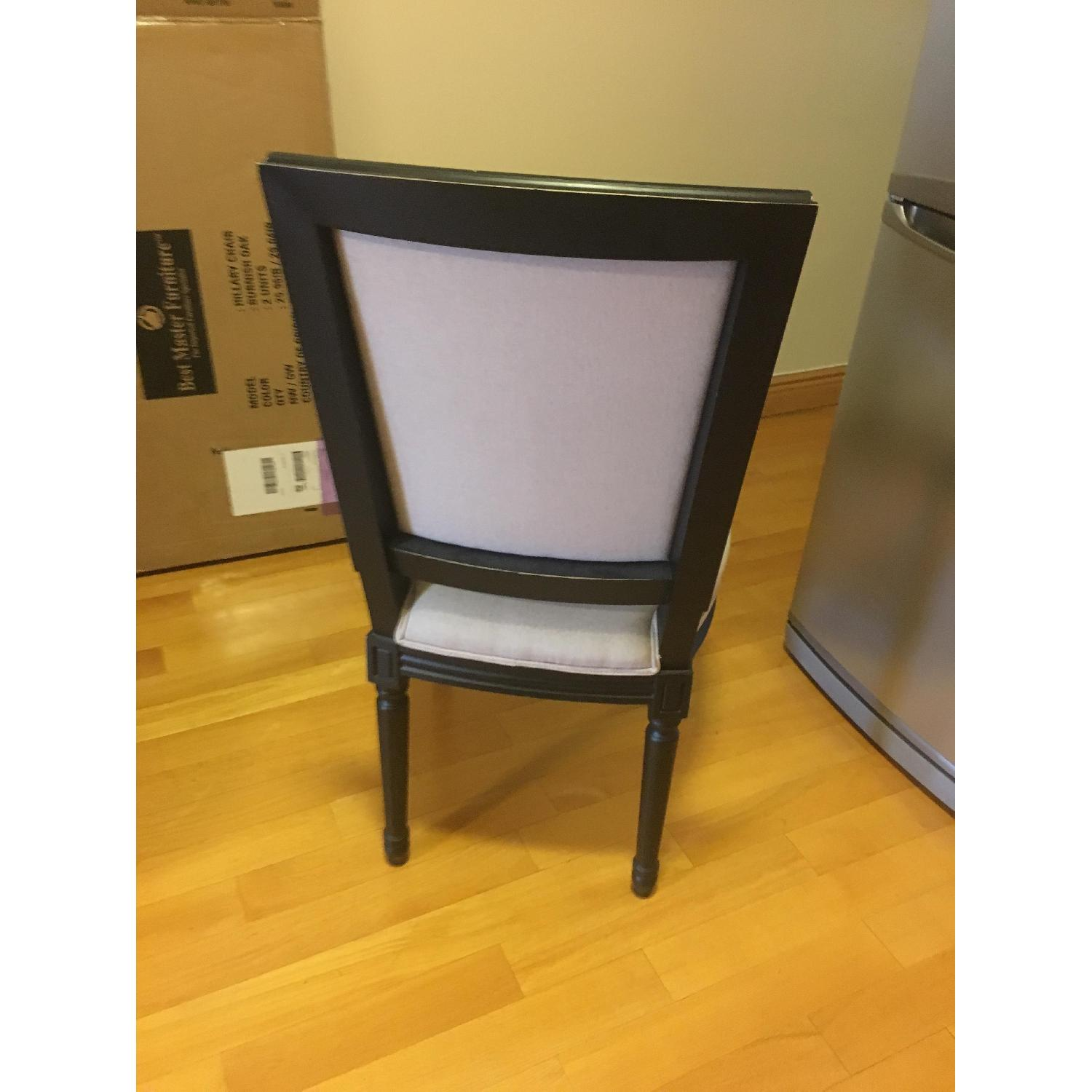 Safavieh Dining Chairs in Black & Gray - image-4