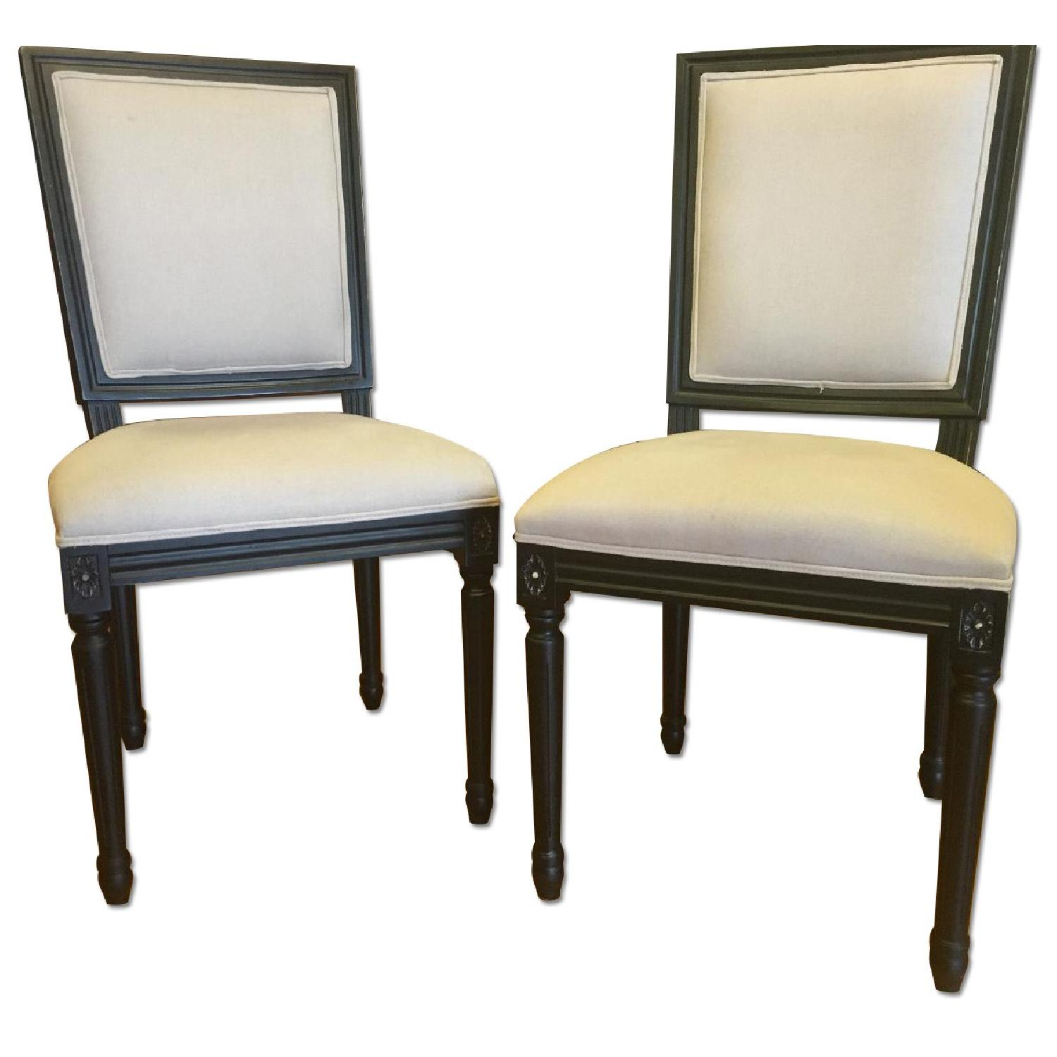 Safavieh Dining Chairs in Black & Gray - image-0