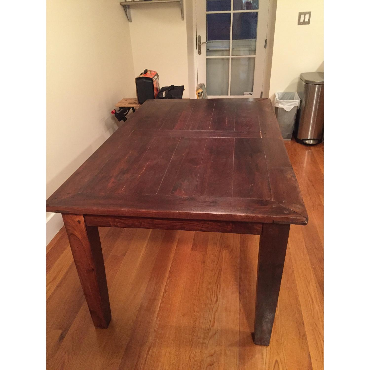 Room & Board Farmhouse Dining Table - image-3