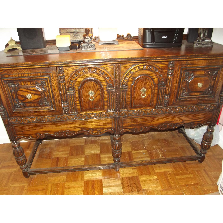 Jacobean Revival Sideboard - image-1
