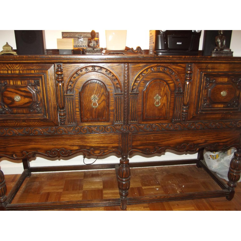 Jacobean Revival Sideboard - image-2