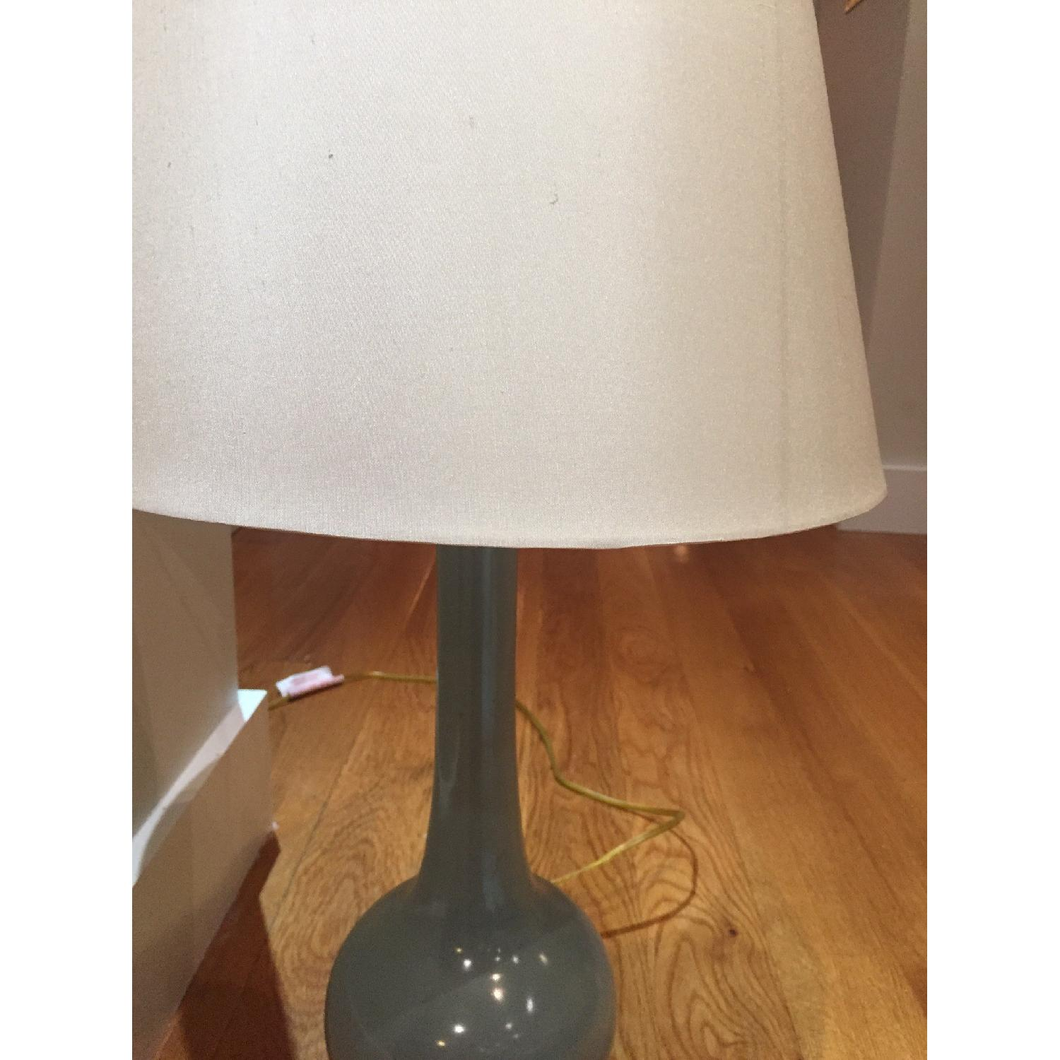 Currey & Company Blue Table Lamp - image-1