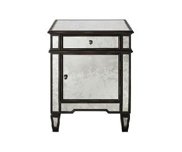 Arhaus Isla Mirrored Side Table