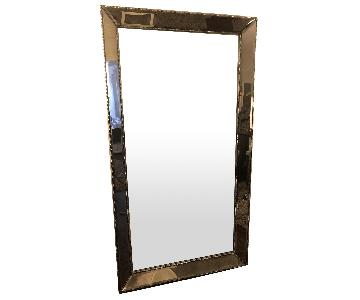 Zhong Shun Wood Art Co. Wall Mirror