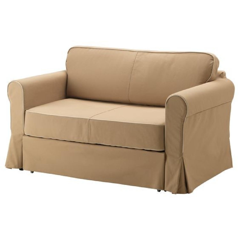 Ikea Hagalund Sofa Bed w/ Storage