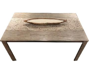 Housing Works Design on a Dime Dining Table