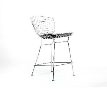 Rove Concepts Wire Counter Stools