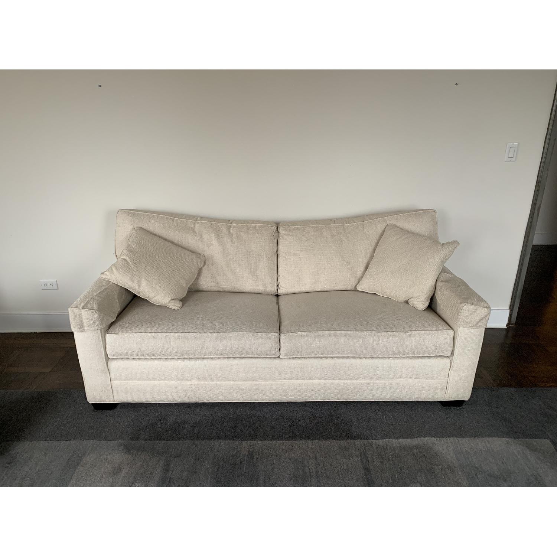 Beige Sleeper Sofa Aptdeco