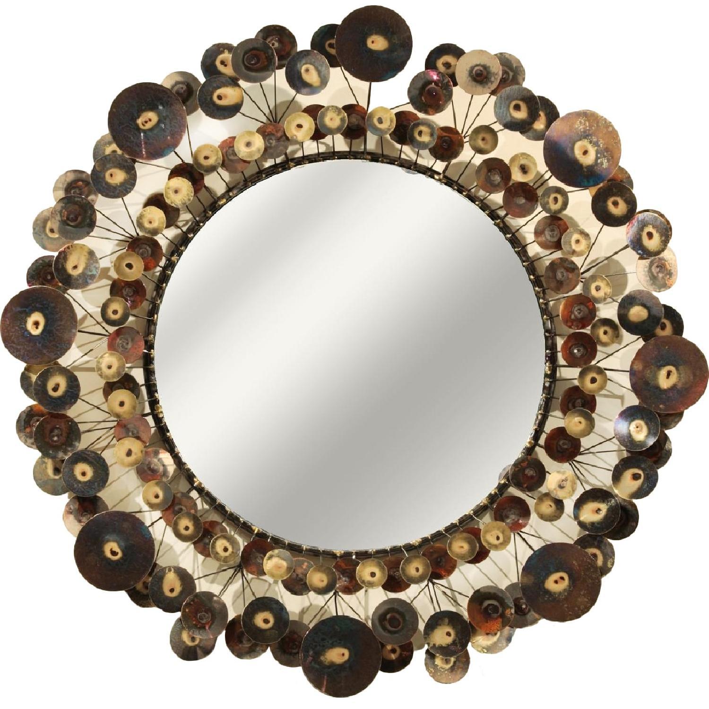 Jonathan Adler Modern Sculpture Mirror