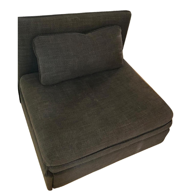 Ikea Vallentuna Sleeper Sofa w/ Backrest