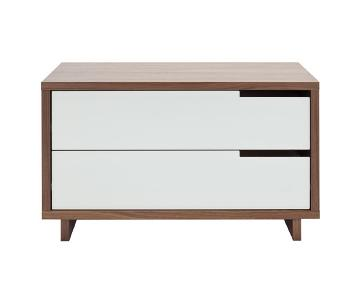 Blu Dot Modu-licious 2 Drawer Nightstands
