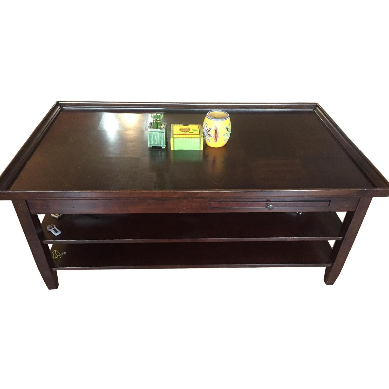 3-Tier Coffee Table