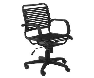 Bungie Low Back Adjustable Office Arm Chair