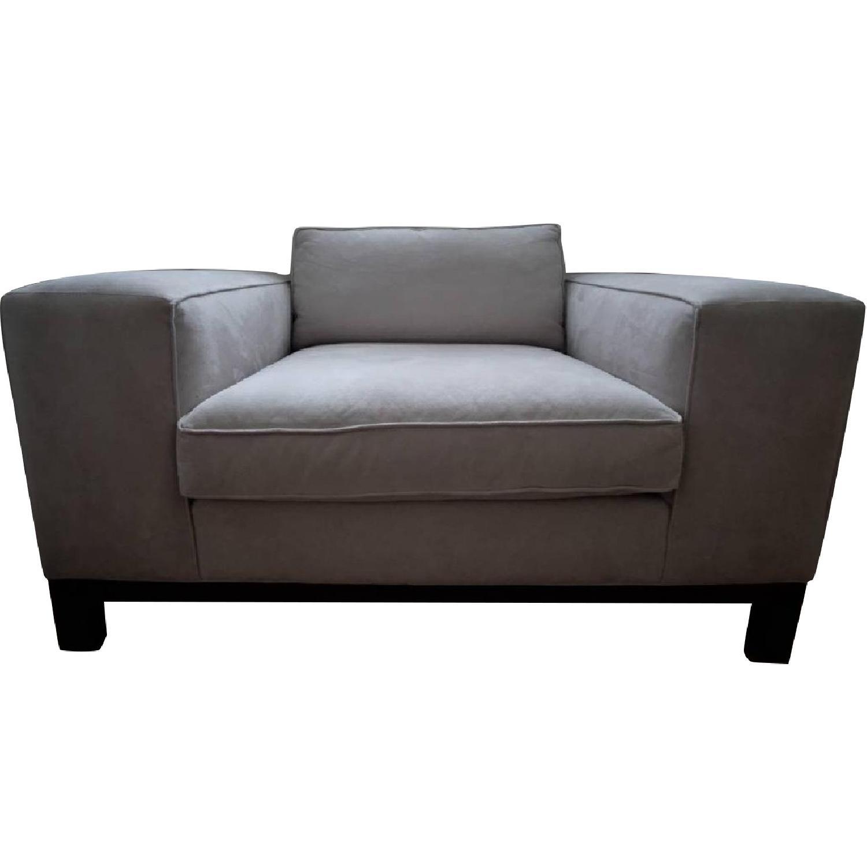 Mitchell Gold + Bob Williams Oversized Lounge Chair