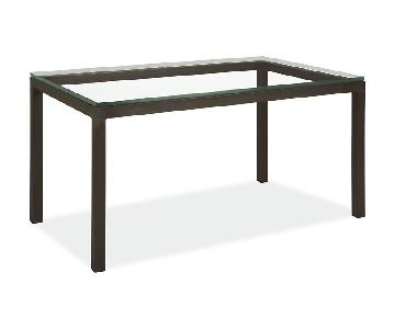 Room & Board Parsons Leg Dining Table