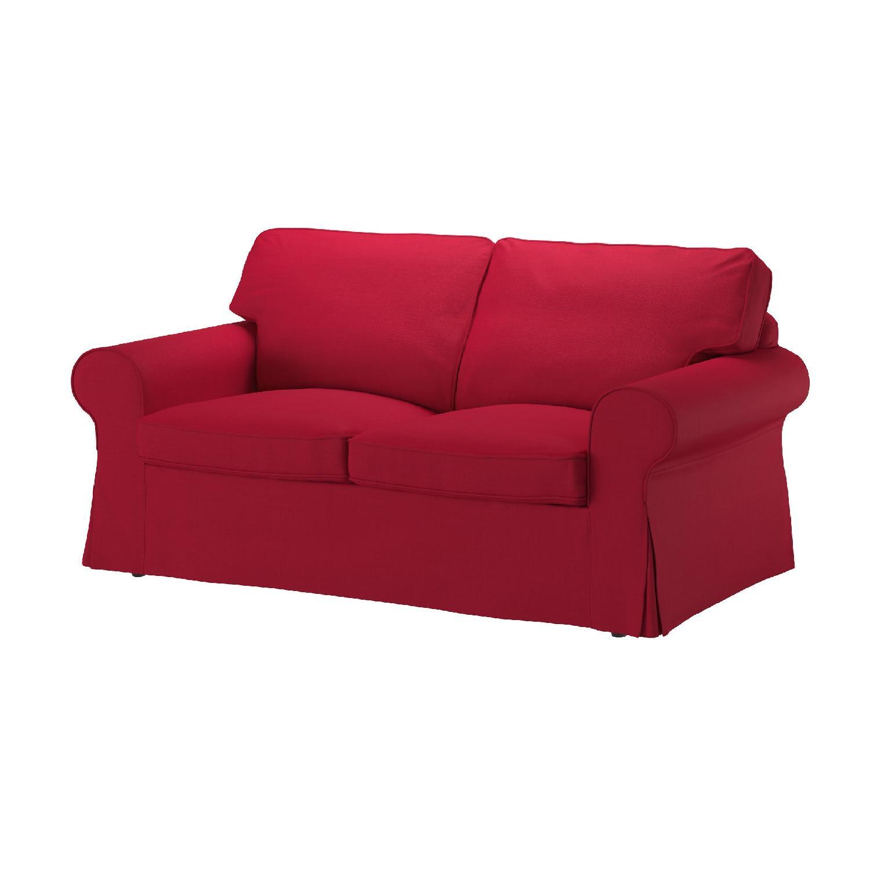 Ikea Ektorp 2-Seater Sleeper Sofa