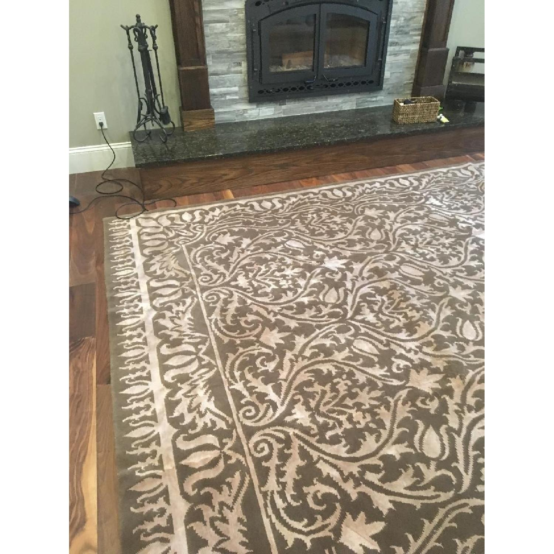 Restoration Hardware Wool Carpet in Neutral-1